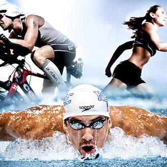 Pływanie sportowe - triathlon